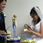 Wedding Cheesecake
