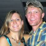 Kaylene and Andrew Marcotte