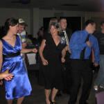 Megan, Marilyn and Orrie Dancing
